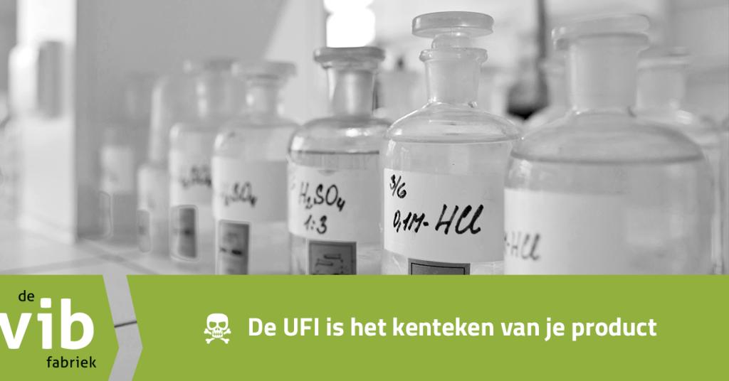 De UFI is het kenteken van je product